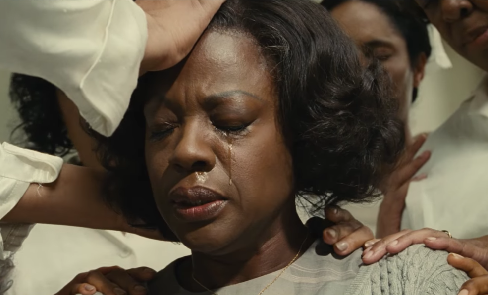 "Viola Davis as ""Rose Maxon"" Fences"